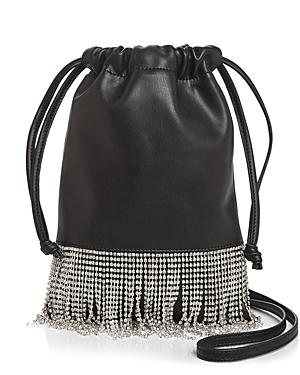 Aqua Crystal Fringe Crossbody - 100% Exclusive-Handbags