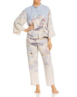 Natori - Fortuna Satin Pajama Set