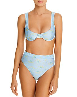 Faithfull the Brand - Noma Bikini Top & Bottom Set