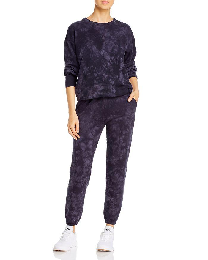 Electric & Rose - Jordan Tie-Dye Sweatshirt & Vendimia Tie-Dye Jogger Pants