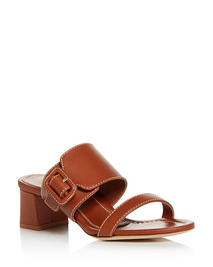 MARION PARKE - Women's Bree Block Heel Sandals