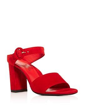 MARION PARKE - Women's Lora Block-Heel Sandals