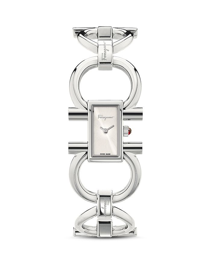 Salvatore Ferragamo - Double Gancini Watch, 13.5mm x 23.5mm