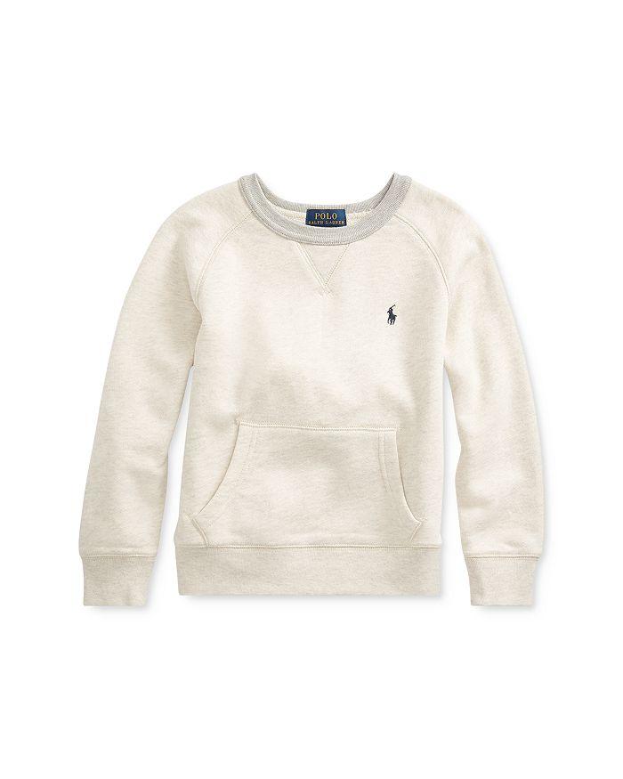 Ralph Lauren - Boys' French Terry Sweatshirt - Little Kid