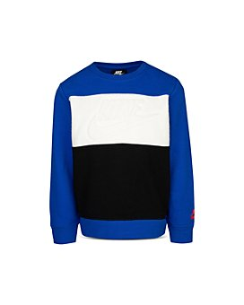 Nike - Boys' Color-Block Sweatshirt - Little Kid