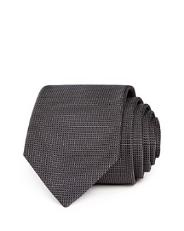 Theory - Harrison Roadster Silk Skinny Tie
