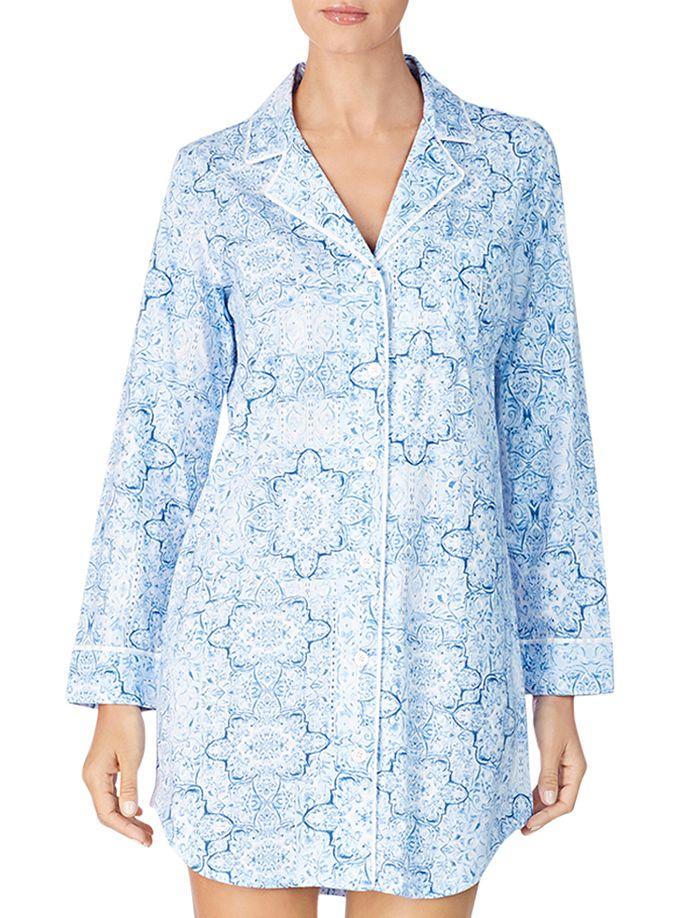 Ralph Lauren - Printed Sleepshirt