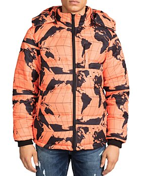 PRPS - Plymouth Regular Fit Puffer Jacket