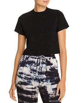 x karla - The Baby Cropped Tee