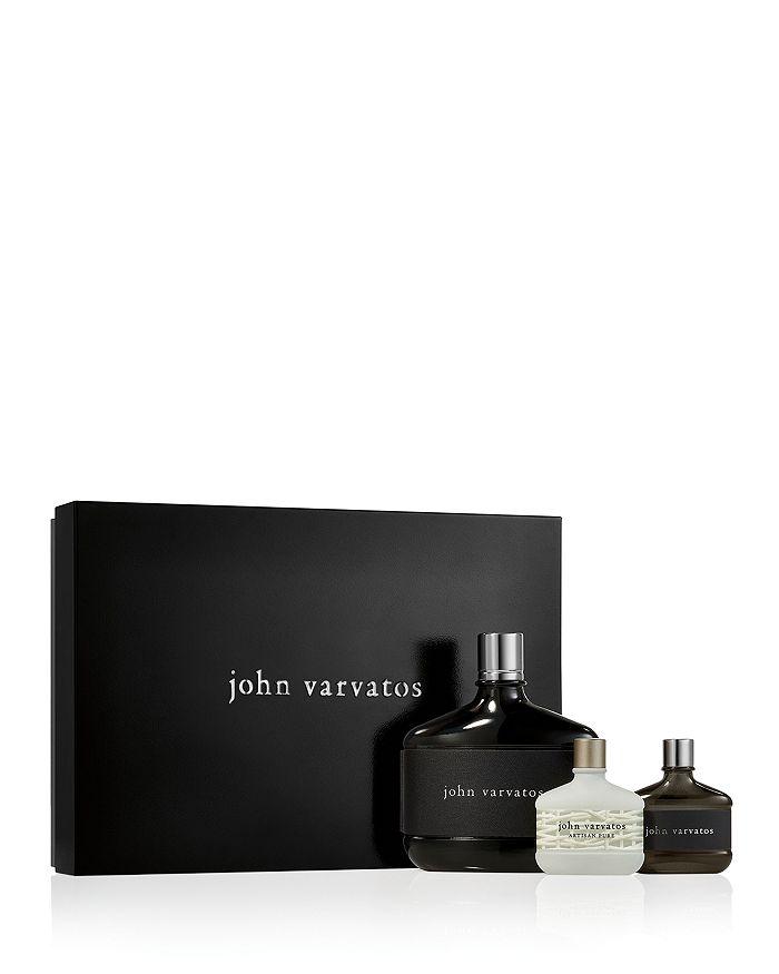 John Varvatos HERITAGE EAU DE TOILETTE 3-PIECE GIFT SET FOR MEN ($115 VALUE)