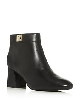 kate spade new york - Women's Adalyn Block-Heel Booties