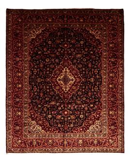 """Bloomingdale's - Kashan 608521976 Area Rug, 9'8"""" x 13'10"""""""