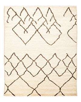 "Bloomingdale's - Moroccan 189181 Area Rug, 3'10"" x 6'1"" - 100% Exclusive"