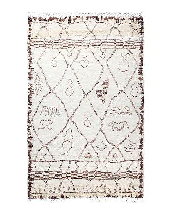 "Bloomingdale's - Moroccan 1900180 Area Rug, 5'3"" x 8'2"""