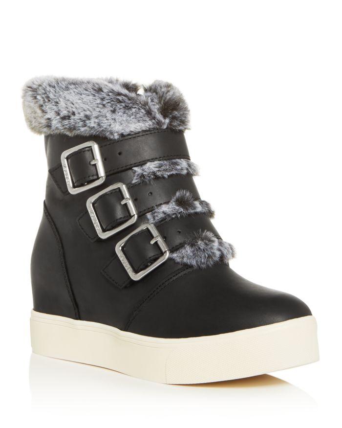 J/Slides Women's Spat Waterproof Boots   | Bloomingdale's