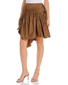 Preen Line - Yulia Asymmetric Gathered Skirt