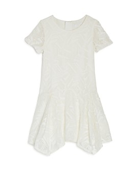 Chloé - Girls' Lace Handkerchief Dress - Little Kid, Big Kid