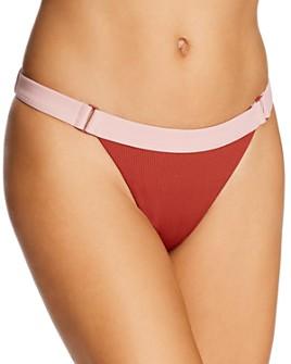 Dolce Vita - Banded Bikini Bottom