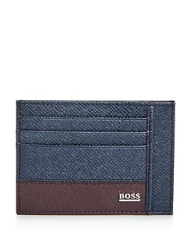BOSS Hugo Boss - Men's Signature Card Case