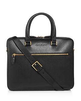 Salvatore Ferragamo - Revival Leather Briefcase