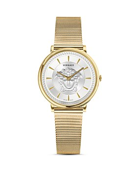 Versace - V-Circle Medusa Watch, 38mm