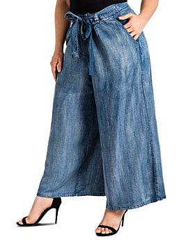 standards & practices - Sophi Cropped Palazzo Pants