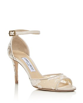 Jimmy Choo - Women's Annie 85 Ankle-Strap Pumps - 100% Exclusive