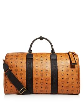 MCM - Visetos Weekender Travel Bag
