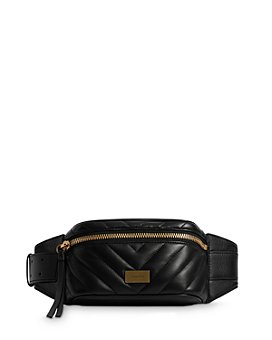 ALLSAINTS - Justine Leather Belt Bag