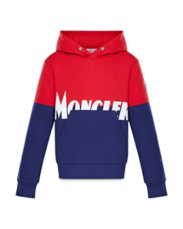 Moncler - Boys' Color-Block Graphic Hoodie - Big Kid