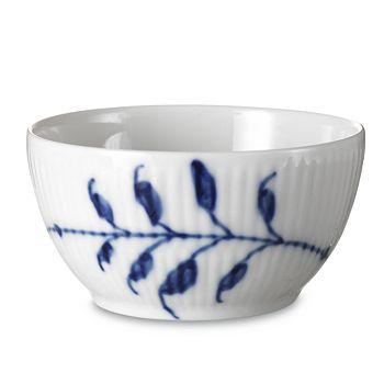 Royal Copenhagen - Blue Fluted Mega Sugar Bowl