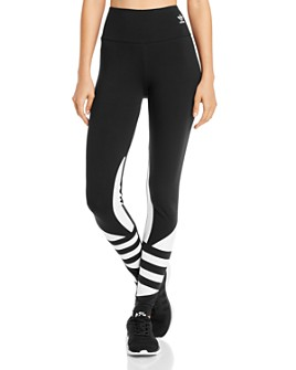 adidas Originals - Trefoil High-Rise Leggings