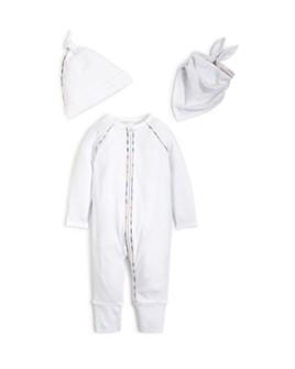 Burberry - Unisex Dixie Three-Piece Gift Set - Baby