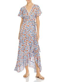 Poupette St. Barth - Joe Ruffled Maxi Dress