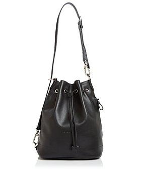 Longchamp - Le Foulonné Large Bucket Bag