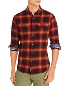Flag & Anthem - Almont Flannel Regular Fit Shirt