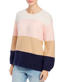 Single Thread - Color-Block Sweater