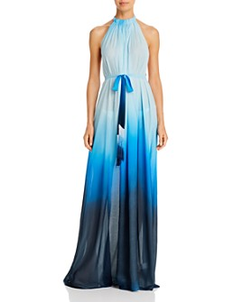 Jonathan Simkhai - Midnight Ombré Dres Swim Cover-Up
