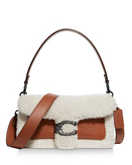 COACH - Tabby Shearling Shoulder Bag