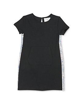 Sovereign Code - Girls' Vivienne Sequin-Stripe Dress - Little Kid, Big Kid