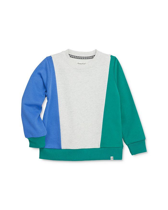 Sovereign Code - Boys' Fischer Color-Block Sweatshirt - Little Kid, Big Kid