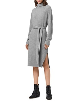 ALLSAINTS - Roza Rib-Knit Sweater Dress