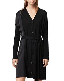 ALLSAINTS - Iva Sweater Dress