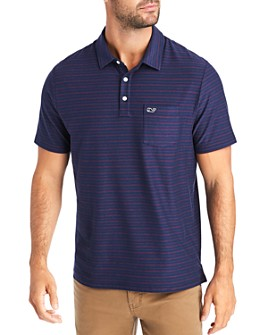 Vineyard Vines - Striped Classic Fit Polo Shirt