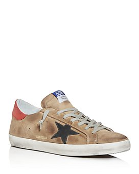 Golden Goose Deluxe Brand - Unisex Superstar Leather Low-Top Sneakers