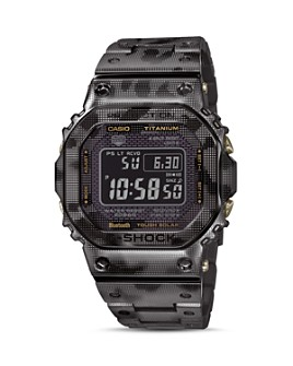 G-Shock - MTL Camouflage Digital Watch, 42.8mm x 48.9mm