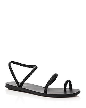 Ancient Greek Sandals Women's Eleftheria Braided Slip-On Sandals