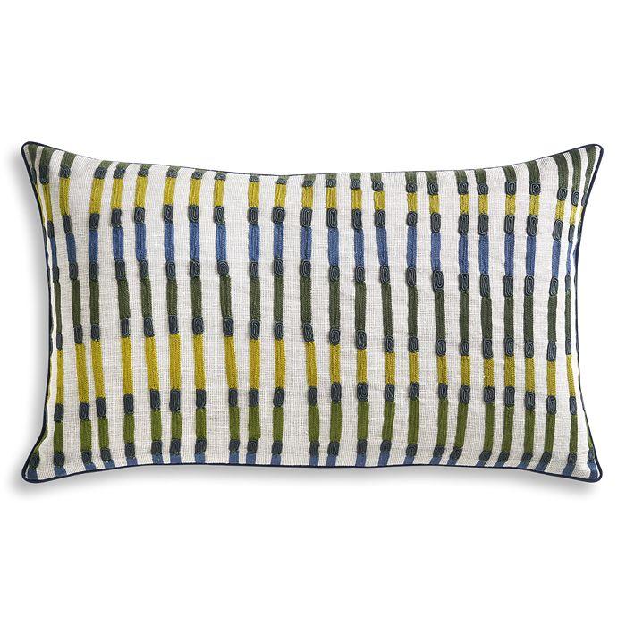 "Yves Delorme - Tonga Decorative Pillow, 13"" x 22"""