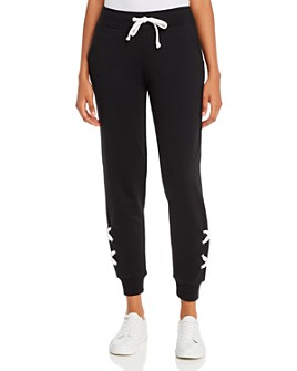 Marc New York - Lace-Up Jogger Pants