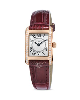 Frederique Constant - Classics Carree Watch, 23mm x 21mm